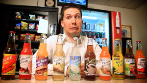 Rocket Fizz Crazy Soda Flavors Taste Test: I'll Try That