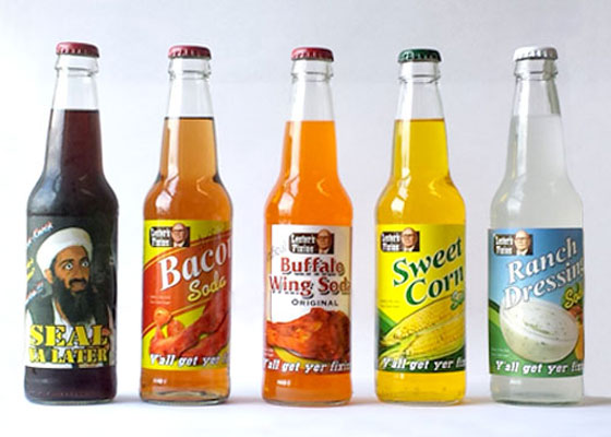 Rocket Fizz's Craziest Soda Flavors: A Gut Check Taste Test