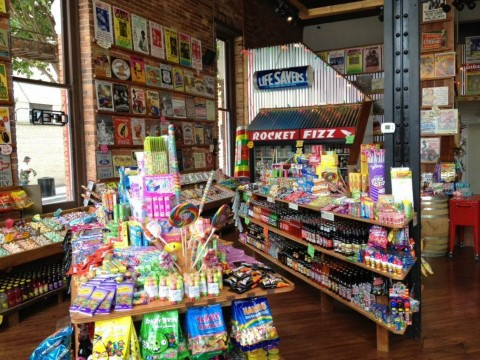 Rocket Fizz to make Short North sweeter
