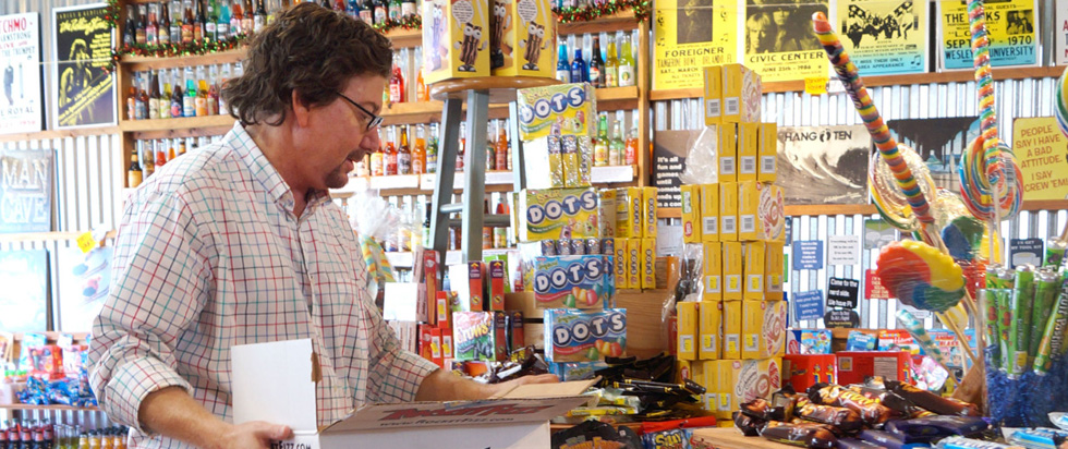 5 Things To Know Before the Boss of Rocket Fizz Goes Undercover