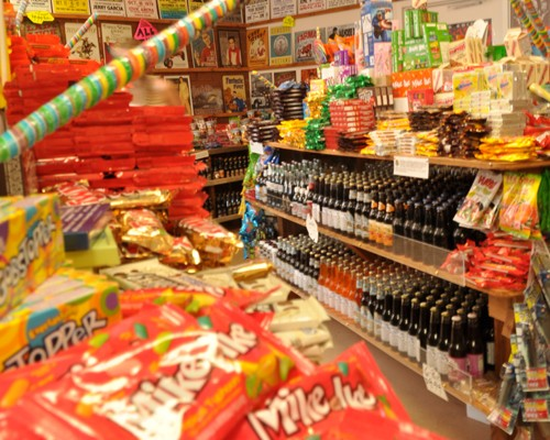 Eat the Heat: Rocket Fizz Soda Pop and Candy Shop Makes Your Dentist's Dreams Come True