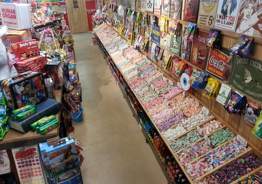 Rocket Fizz candy franchise expands into Scottsdale