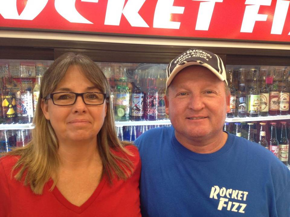 New franchisees feel like kids in a candy store