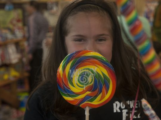 Westmont's Rocket Fizz is a real blast for candy fans