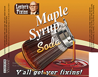 Lesters Fixins Maple Syrup