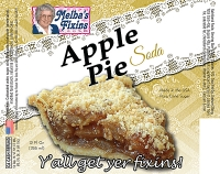 Melbas Fixins Apple Pie