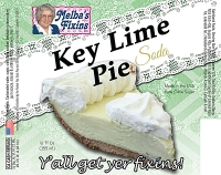 Melbas Fixins Key Lime Pie