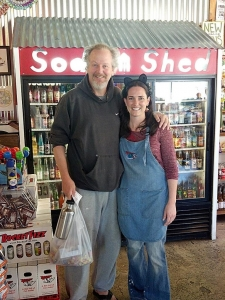<p>Daniel Stern from Home Alone and various other movies and Broadway performances was here at Rocket Fizz Camarillo on 3-22-13.</p>