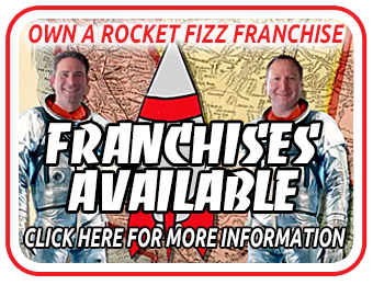 Rocket Fizz Franchise Opportunities