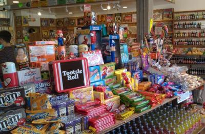 Downtown's Sweet Addition: Rocket Fizz Soda Pop and Candy Store