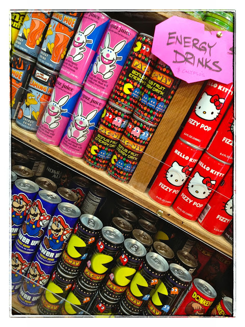 Rocket Fizz {Fun Party Finds}