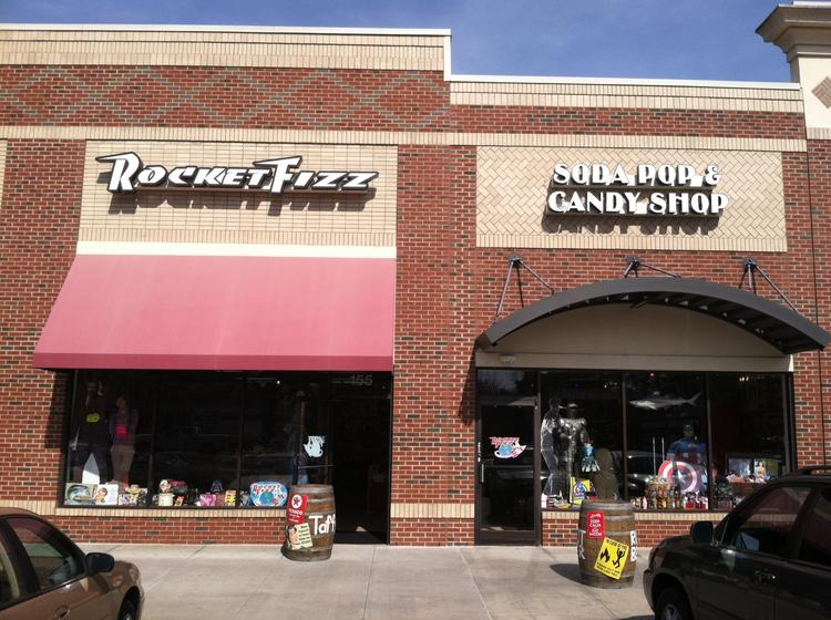 Rocket Fizz now open in Cary