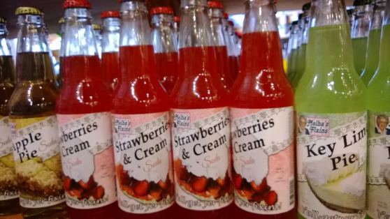 Top 5 Sodas to try from Rocket Fizz Soda Pop and Candy Shop
