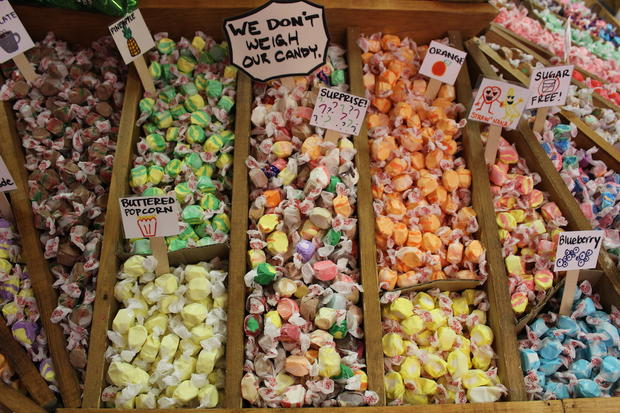 Sugar Rush: Four Candy Stores to Try Right Now