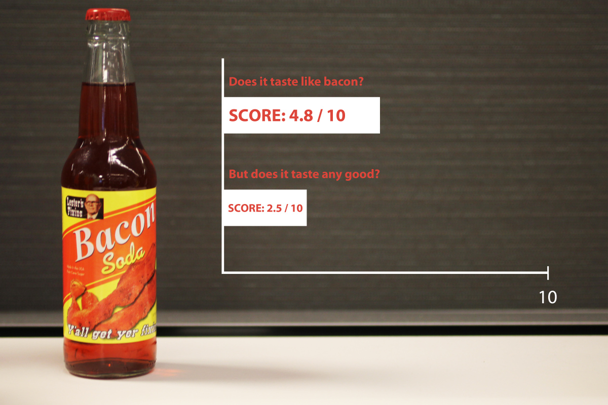 Crazy Soda Flavors Taste Test: Buffalo Wing, Bacon, PB&J And More