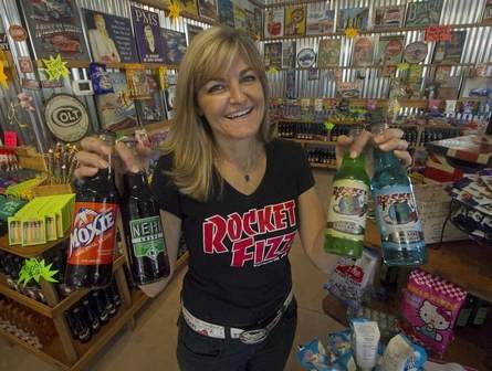 Rocket Fizz Franchisee Gets a Visit from 'Undercover Boss'