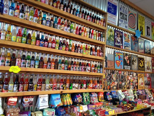 Rocket Fizz, a Soda and Sweets Shop, Quietly Opened in Downtown Cleveland