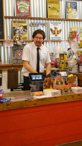 UNDERCOVER BOSS: Rocket Fizz Robert Powells