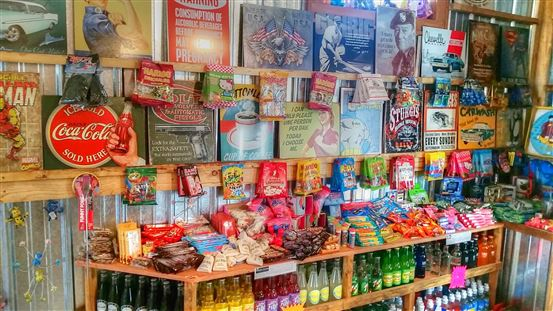 Rocket Fizz candy store brings a sweet nostalgia to the Village at Winona
