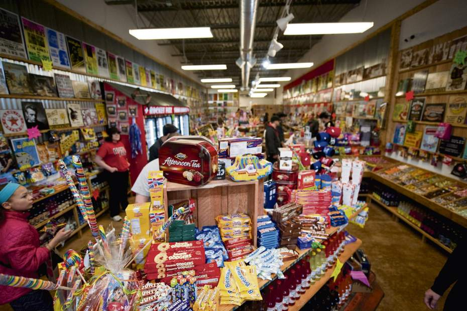 Rocket Fizz in a sweet spot at The Waterfront