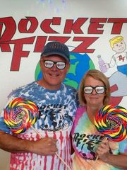 Artful Shopper: Rocket Fizz at Gulf Coast Town Center