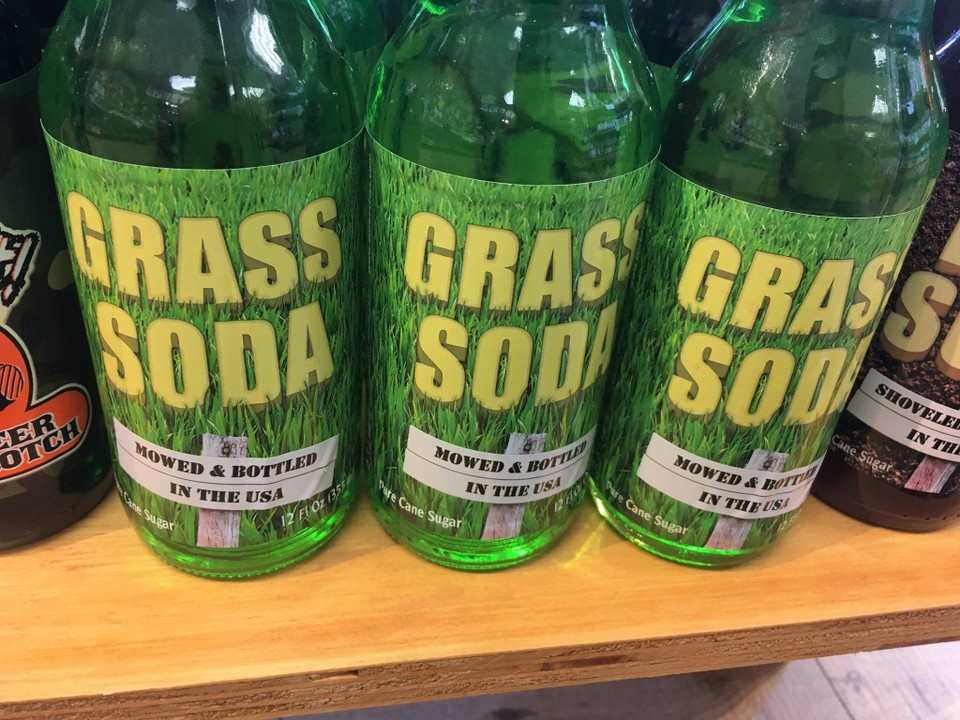 Bacon, barf, pickle and 37 other sodas you'll find at this Michigan shop