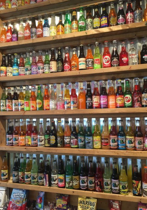 Rocket Fizz offers fun and fizzy shopping experience