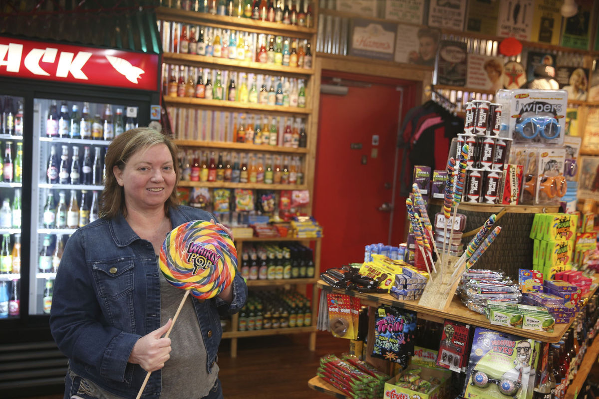 Rocket Fizz owners find sweet spot in Broken Arrow for their vintage soda-and-candy store