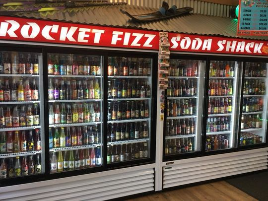 Rocket Fizz, a soda pop and candy shop, to open at Eastwood Towne Center