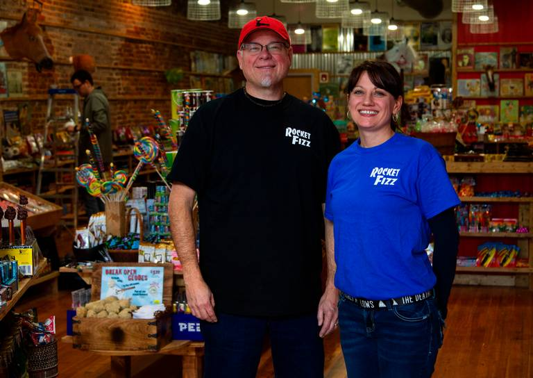 Now open: New soda pop, candy and novelty shop lands in downtown Columbus