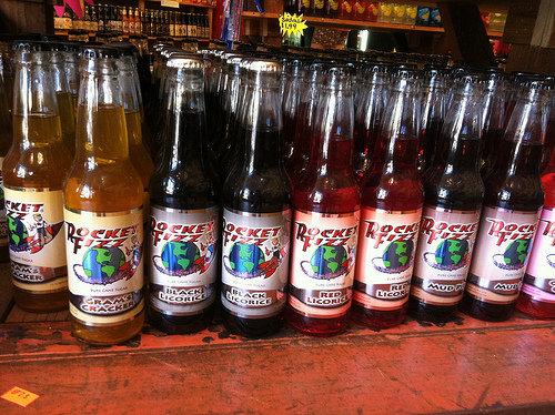 Sweetness Follows: Rocket Fizz