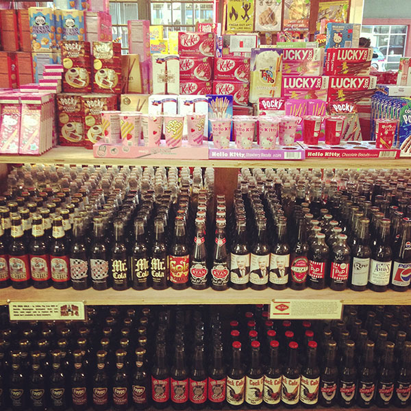 Rocket Fizz Soda Pop and Candy Shops