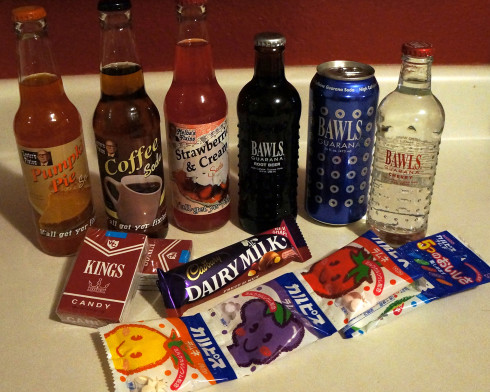 Rocket Fizz Soda Pop and Candy Shop