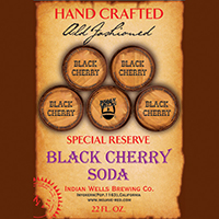 Hand Crafted Special Reserve Black Cherry - 22oz