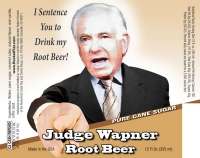 Judge Wapner Root Beer