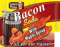 Lesters Fixins Bacon Syrup