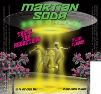 Martian Soda - Plum