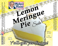 Melbas Fixins Lemon Meringue Pie