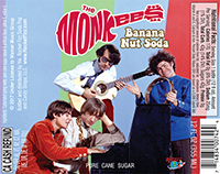 Monkees Banana Nut Soda