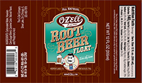 O-Zell Rootbeer Float