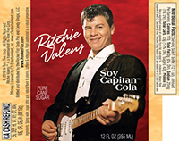 Ritchie Valens Soy Capitan Cola
