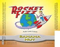 Rocket Fizz Banana Nut