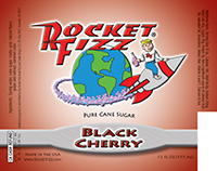 Rocket Fizz Black Cherry