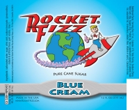 Rocket Fizz Blue Cream