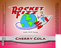 Rocket Fizz Cherry Cola