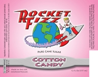 Rocket Fizz Cotton Candy