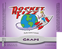 Rocket Fizz Grape