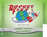 Rocket Fizz Green Apple Jalapeno