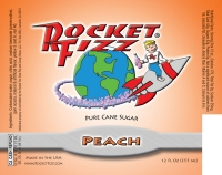 Rocket Fizz Peach