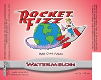 Rocket Fizz Watermelon
